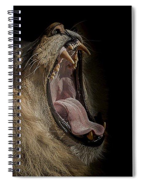 The War Cry Spiral Notebook