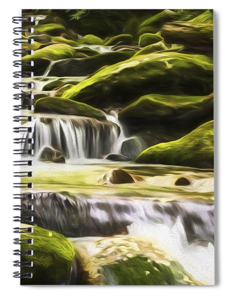 The Water Will II Spiral Notebook