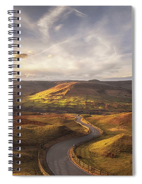 The Way Home Spiral Notebook