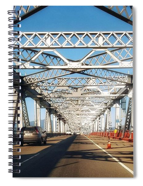 The Way To New Orleans Spiral Notebook