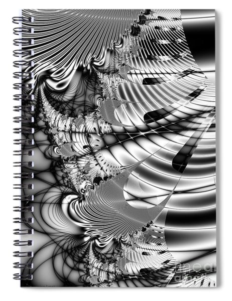 The Web We Weave Spiral Notebook