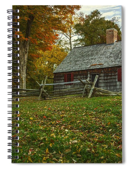 The Wick House Spiral Notebook