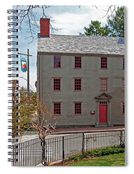 The William Pitt Tavern Spiral Notebook