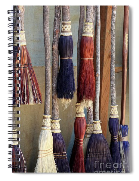 The Witches Brooms Spiral Notebook