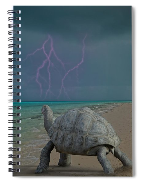 The Wonders Of Mother Nature Spiral Notebook
