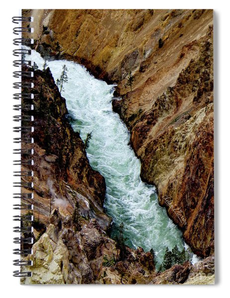The Yellowstone Spiral Notebook