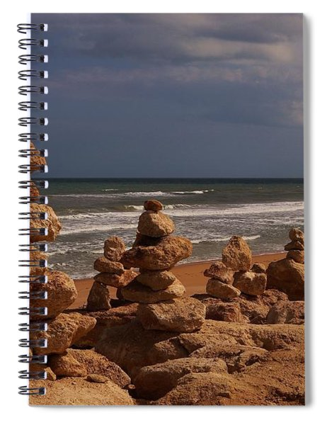 The Zen Of A Hurricane 2 Spiral Notebook