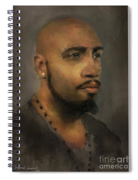 T. Wilson Spiral Notebook