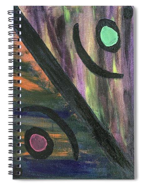 Therapist's Office Spiral Notebook