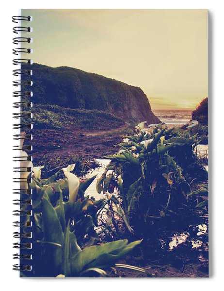 There Is Harmony Spiral Notebook