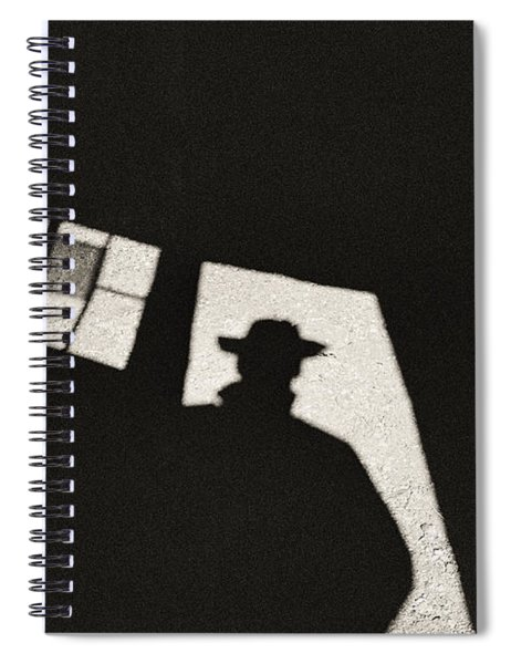 There's A New Sheriff In Town Spiral Notebook
