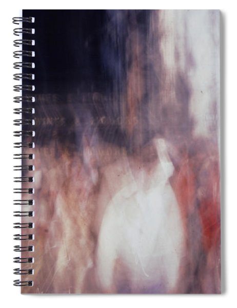 They Are Coming Spiral Notebook