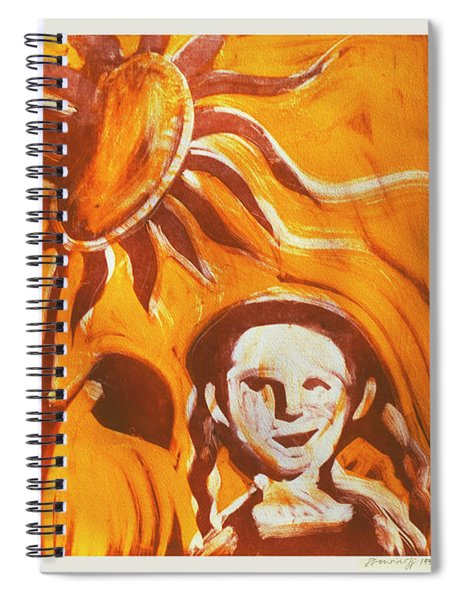 They Were Great That Year Spiral Notebook