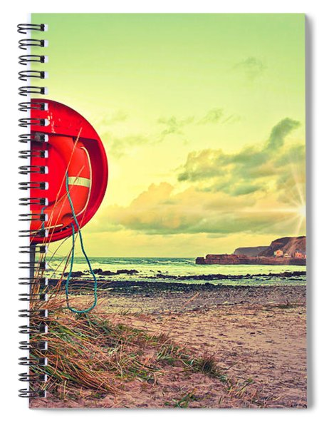 They've All Gone Home Spiral Notebook
