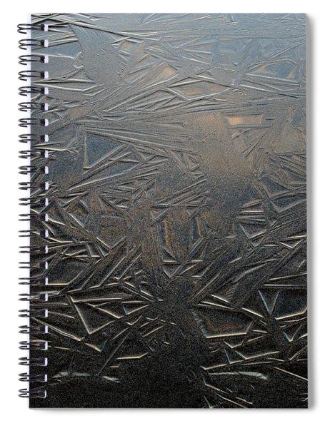 Thin Dusk    Spiral Notebook