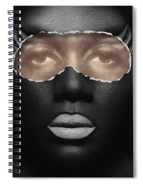 Thin Skinned Spiral Notebook