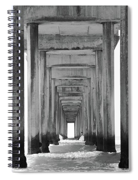 Think Outside Of The Box Spiral Notebook