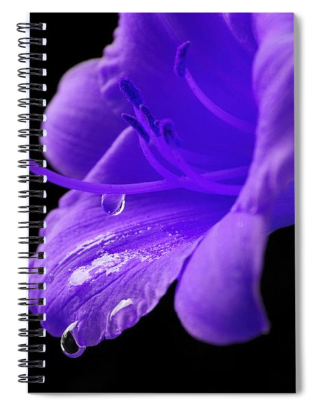 Thirst For Life Spiral Notebook