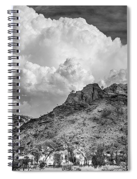 Thirsty Earth Spiral Notebook