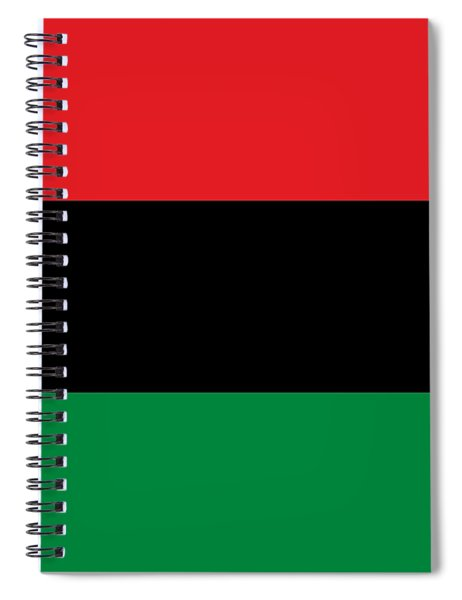 This Flag Is Mine Spiral Notebook