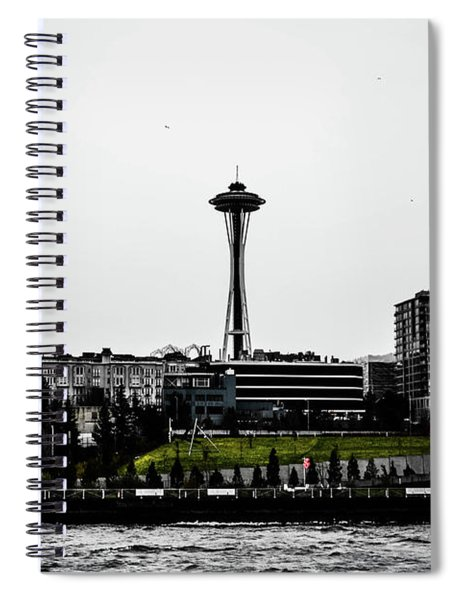 This Is Seattle  Spiral Notebook