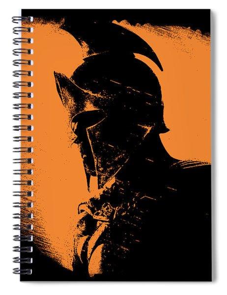 This Is Sparta Spiral Notebook
