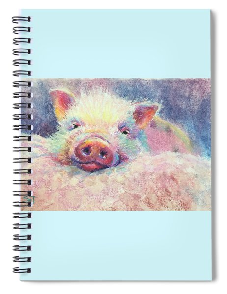This Little Piggy Spiral Notebook