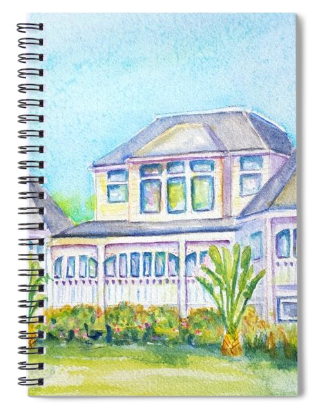 Thistle Lodge Casa Ybel Resort  Spiral Notebook