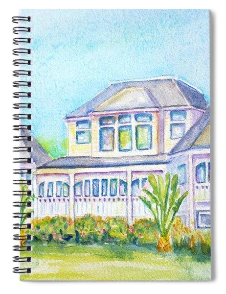 Thistle Lodge Casa Ybel Resort  Spiral Notebook