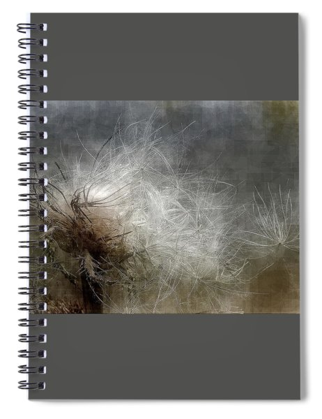 Thistle Seed Spiral Notebook