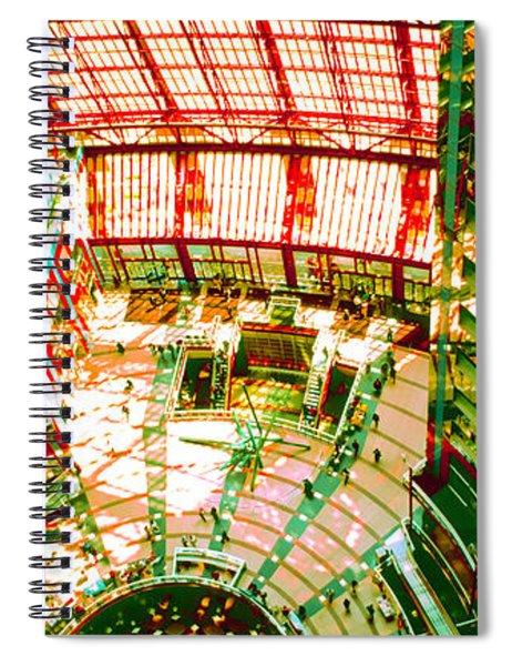 Thompson Center Spiral Notebook