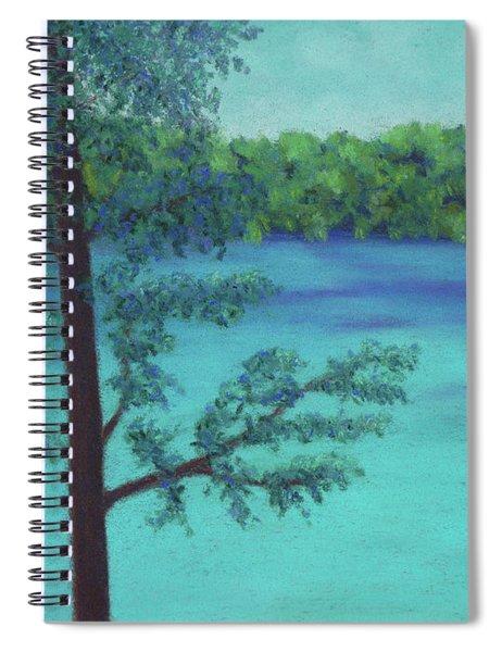 Thoreau's View Spiral Notebook