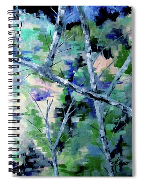Thorns And Thistles  Spiral Notebook