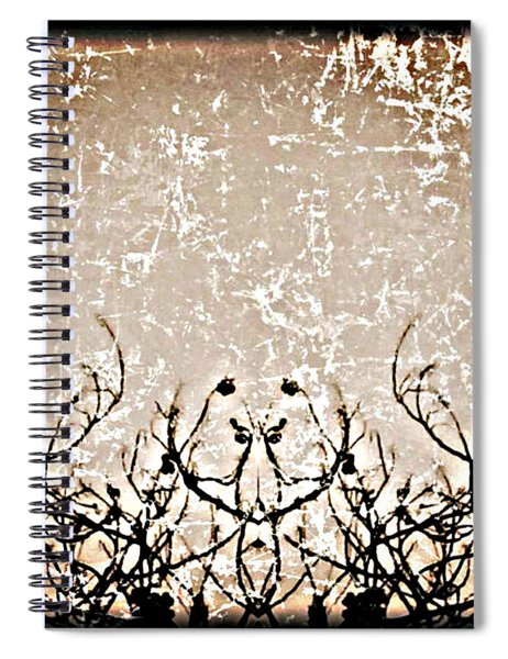 Thoughts Spiral Notebook