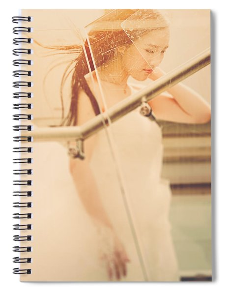 Thoughts Of A Chinese Bride Spiral Notebook