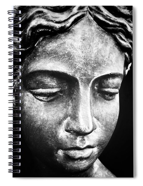 Thoughts Of A Time Gone By Spiral Notebook