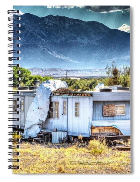 Hundred Dollar View Spiral Notebook
