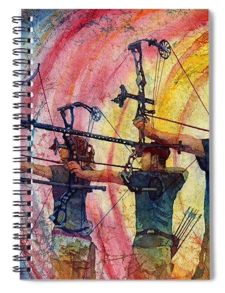Three 10s Spiral Notebook