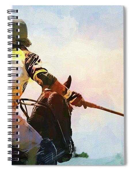 Three Ready Spiral Notebook