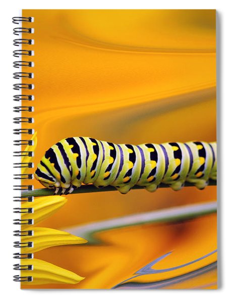 Through The Looking Glass... Spiral Notebook