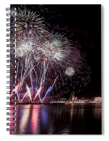 Thunder Over Louisville Spiral Notebook