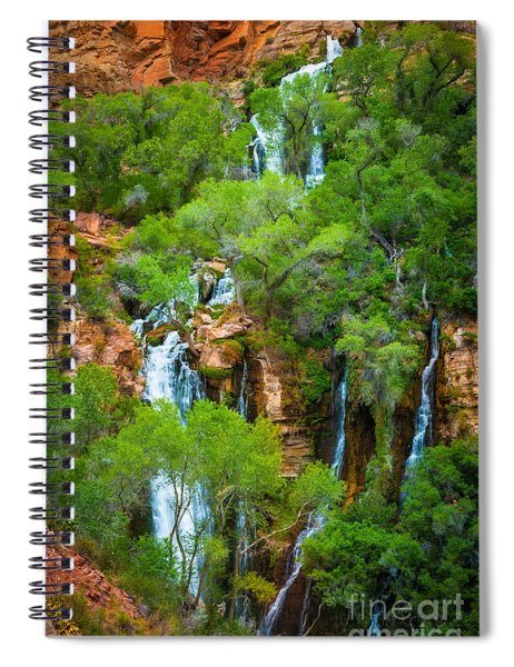 Thunder River Oasis Spiral Notebook