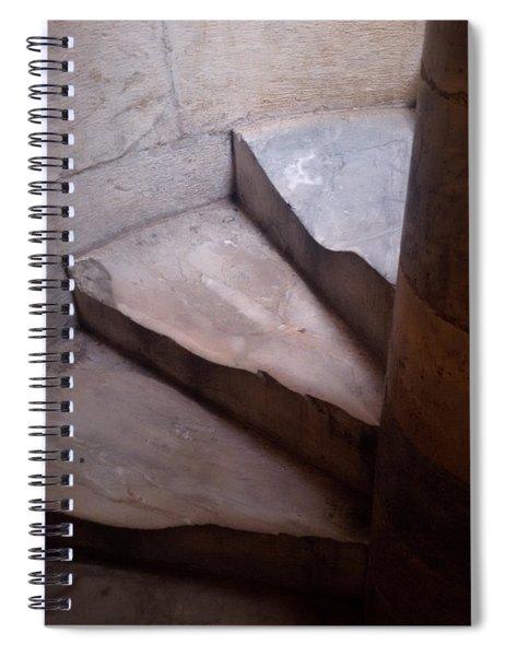 Thy Weary Way Spiral Notebook