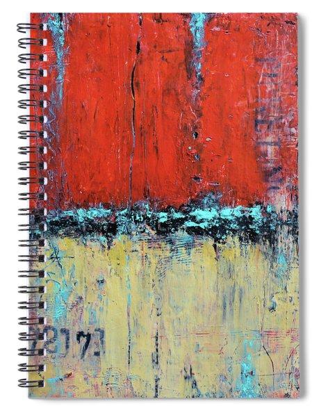 Ticket No. 72173 Spiral Notebook