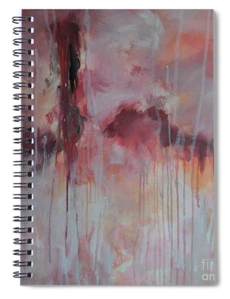 Tickled Pink 2 Spiral Notebook
