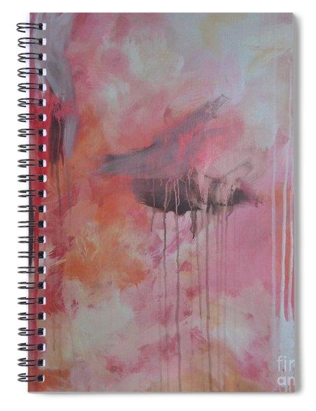 Tickled Pink 3 Spiral Notebook