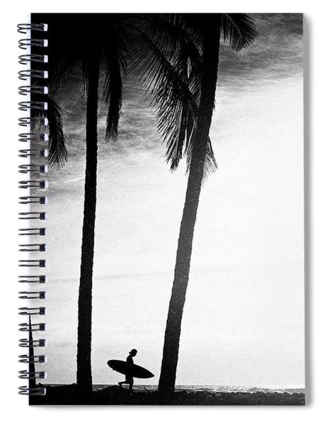 Ticla Palms Spiral Notebook