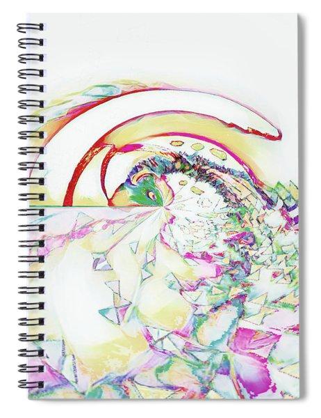 Tidal Wave Spiral Notebook