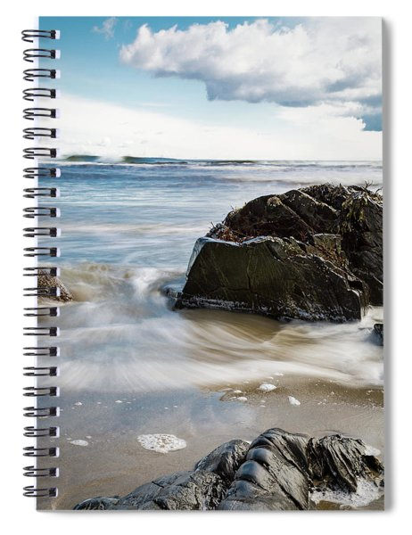 Tide Coming In #2 Spiral Notebook