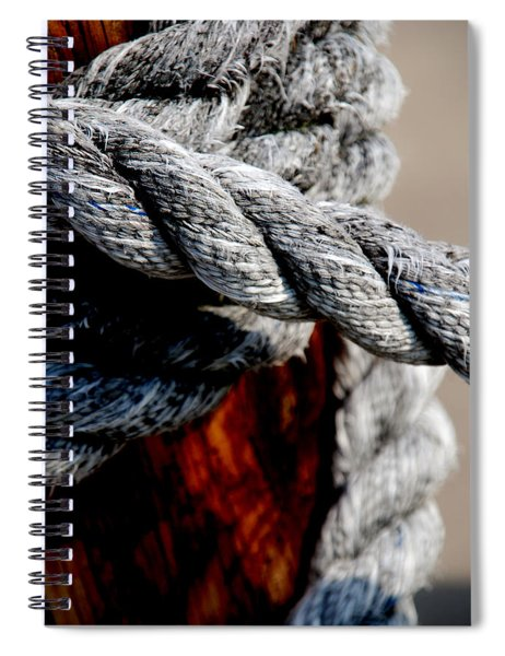 Tied Together Spiral Notebook